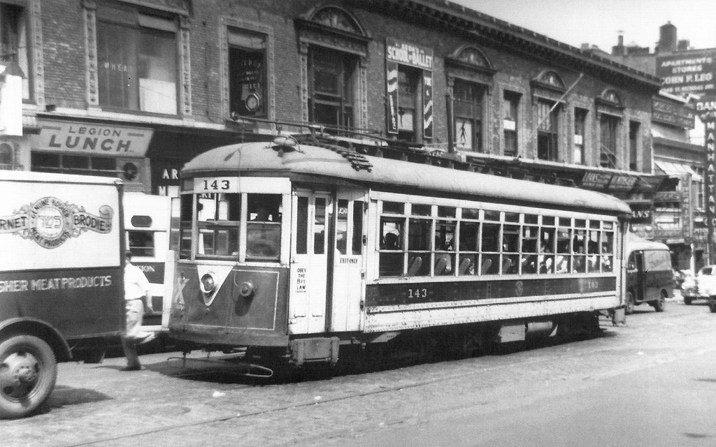 Washington Heights Historic Street Car