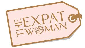 The Expat Woman Logo