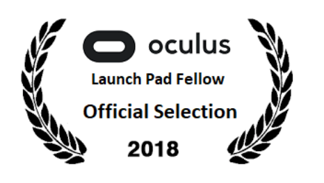 2018 & 2019 Oculus Launch Pad Fellow